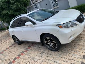 Lexus RX 2011 350 White | Cars for sale in Delta State, Oshimili North