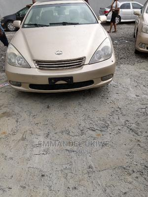 Lexus ES 2002 300 Gold | Cars for sale in Rivers State, Obio-Akpor