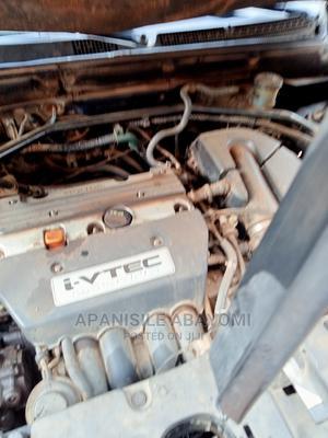 Honda CR-V 2004 2.0i ES Automatic Blue   Cars for sale in Ekiti State, Ado Ekiti