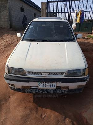 Nissan Sunny 1997 White   Cars for sale in Lagos State, Alimosho
