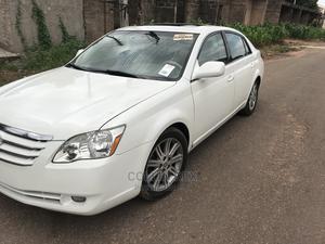 Toyota Avalon 2007 Limited White   Cars for sale in Enugu State, Enugu