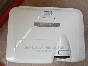 Mitsubishi Htp-power Tech Wide-image Projector   TV & DVD Equipment for sale in Abuja (FCT) State, Wuse