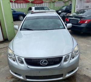 Lexus GS 2006 300 Automatic Silver | Cars for sale in Lagos State, Ogba