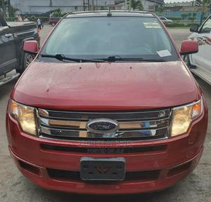 Ford Edge 2010 Red | Cars for sale in Lagos State, Ojodu