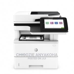 HP Laserjet Enterprise MFP M528dn Laser Monochrome Printer   Printers & Scanners for sale in Lagos State, Lagos Island (Eko)