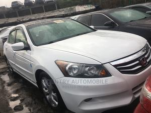 Honda Accord 2010 Sedan EX Automatic White | Cars for sale in Lagos State, Apapa