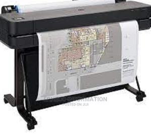 HP Designjet T630 24-Inch Large-Format Inkjet Printer | Printers & Scanners for sale in Lagos State, Ikeja