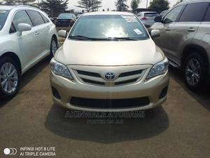 Toyota Corolla 2011 Gold   Cars for sale in Ondo State, Akure