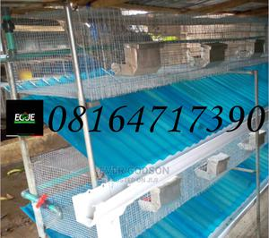 Rabbit and Albino Rat Cage and Rat Resistance Cage. | Livestock & Poultry for sale in Oyo State, Egbeda