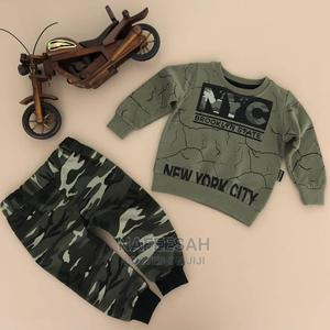Top Anf Camouflage Trouser | Children's Clothing for sale in Lagos State, Ikotun/Igando