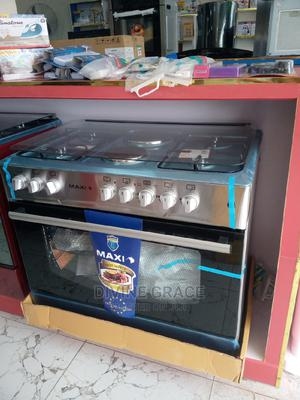 60x90 Maxi Gas Cooker   Kitchen Appliances for sale in Abuja (FCT) State, Maitama