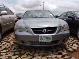 Hyundai Sonata 2006 3.3 LX Silver | Cars for sale in Abuja (FCT) State, Jabi