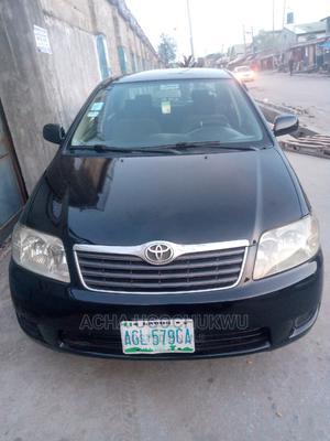 Toyota Corolla 2007 1.8 VVTL-i TS Black | Cars for sale in Lagos State, Ojo