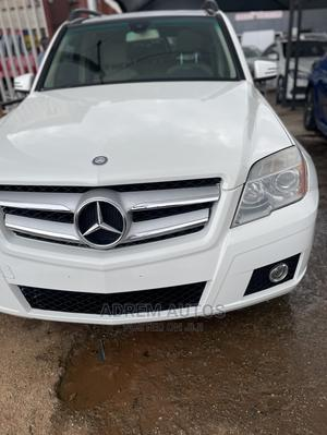 Mercedes-Benz GLK-Class 2012 350 4MATIC White | Cars for sale in Lagos State, Ogba