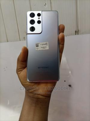 Samsung Galaxy S21 Ultra 5G 256 GB Silver | Mobile Phones for sale in Lagos State, Ikeja