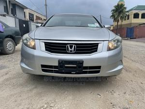 Honda Accord 2008 2.4 EX-L Automatic Silver | Cars for sale in Lagos State, Gbagada
