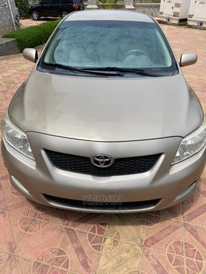 Toyota Corolla 2009 Gold | Cars for sale in Abuja (FCT) State, Wuse 2