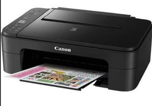 Canon Pixma Ts3140 3-In-1 Multi-Functions Wireless Inkjet | Printers & Scanners for sale in Lagos State, Ikeja