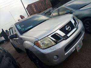 Nissan Frontier 2008 Crew Cab SE Silver   Cars for sale in Lagos State, Ikeja