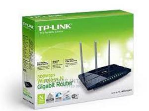 Tp-link 300mbps Wireless N Gigabit Router | Networking Products for sale in Abuja (FCT) State, Wuse