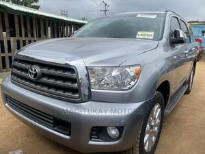 Toyota Sequoia 2008 Gray | Cars for sale in Lagos State, Ikeja