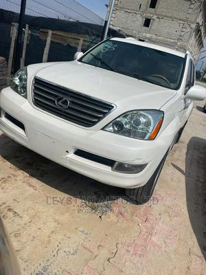 Lexus GX 2006 470 Sport Utility White | Cars for sale in Lagos State, Ajah