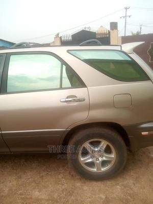 Lexus RX 2003 Gold | Cars for sale in Lagos State, Ojodu
