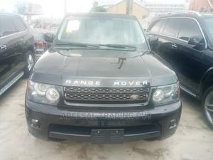 Land Rover Range Rover 2013 Black   Cars for sale in Lagos State, Surulere