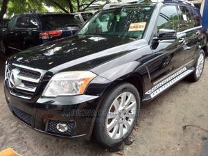 Mercedes-Benz GLK-Class 2012 350 Black | Cars for sale in Lagos State, Amuwo-Odofin