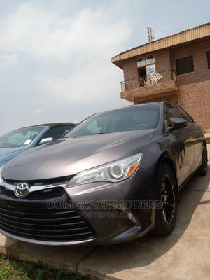 Toyota Camry 2015 Gray | Cars for sale in Lagos State, Maryland