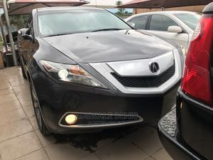 Acura ZDX 2010 Base AWD Gray | Cars for sale in Lagos State, Ikeja