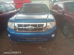 Ford Escape 2010 Blue | Cars for sale in Lagos State, Ifako-Ijaiye