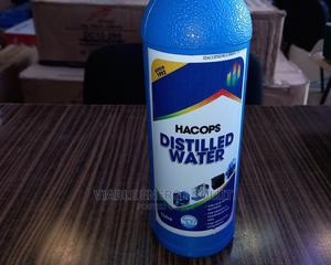 Hacops Distilled Water For Tubular Battery | Solar Energy for sale in Abuja (FCT) State, Kubwa