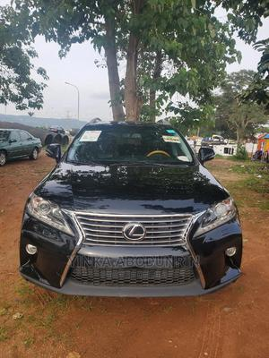 Lexus RX 2013 350 FWD Black | Cars for sale in Abuja (FCT) State, Central Business Dis