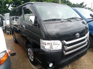 Toyota Hiace Black | Buses & Microbuses for sale in Lagos State, Apapa