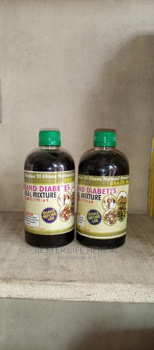 Legend Diabetes Herbal Mixture.   Vitamins & Supplements for sale in Lagos State, Amuwo-Odofin