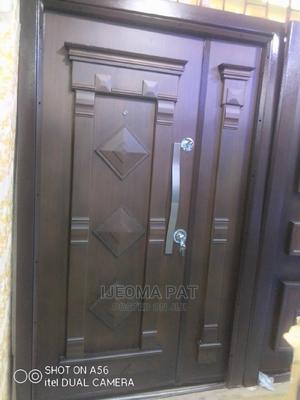 4ft Armoured Security Door | Doors for sale in Lagos State, Lekki
