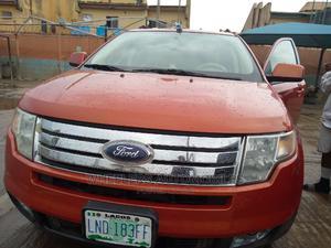 Ford Edge 2008 SE 4dr AWD (3.5L 6cyl 6A) Orange | Cars for sale in Lagos State, Amuwo-Odofin