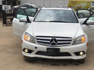 Mercedes-Benz C300 2010 White | Cars for sale in Lagos State, Isolo