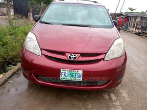 Toyota Sienna 2008 LE AWD Red   Cars for sale in Lagos State, Amuwo-Odofin