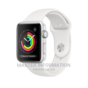 Iwatch Series 3 38mm GPS | Smart Watches & Trackers for sale in Lagos State, Ikeja