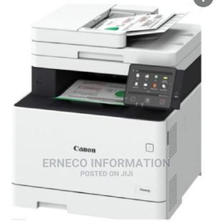 Canon I-Sensys Mf742cdw A4 Colour Multifunction Laser Printe   Printers & Scanners for sale in Lagos State, Ikeja