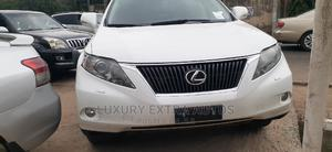 Lexus RX 2012 350 AWD White | Cars for sale in Lagos State, Ikeja