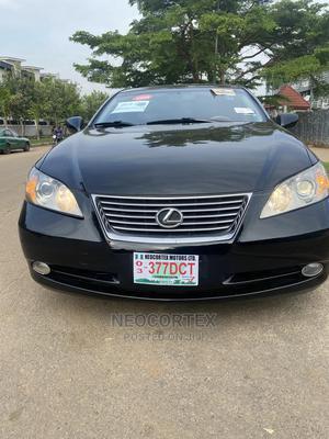 Lexus ES 2008 350 Black | Cars for sale in Abuja (FCT) State, Jabi