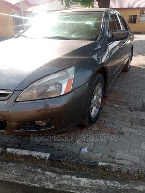 Honda Accord 2007 Sedan EX Gray | Cars for sale in Lagos State, Ikeja