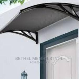 Impressive 1.2m * 1m Door Awning and Window Canopy for Sale   Garden for sale in Lagos State, Ikeja