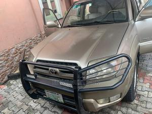 Toyota 4-Runner 2002 Gold | Cars for sale in Imo State, Owerri