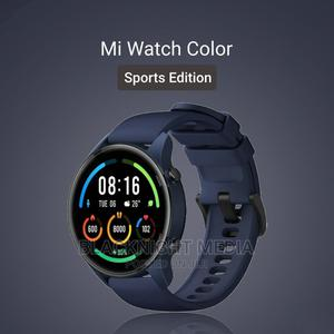 Mi Watch Color | Smart Watches & Trackers for sale in Lagos State, Alimosho