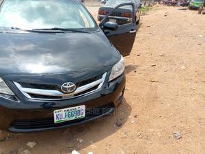 Toyota Corolla 2009 Black   Cars for sale in Abuja (FCT) State, Karu