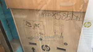 HP Officejet Enterprise X585dn Color All-In-One Inkjet Print | Printers & Scanners for sale in Lagos State, Ikeja
